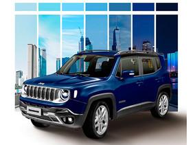 JeepMéxico celebra la llegada de Renegade 2020 con una Edición Limitada