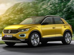 El nuevo T-Roc es el cuarto SUV de Volkswagen