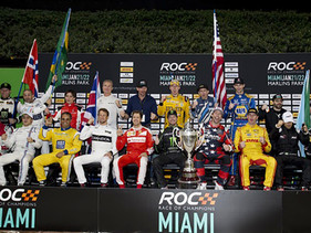 Listos los duelos en la Race of Champions México