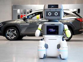 """""""DAL-e"""", el robot humanoide avanzado para servicios automatizados"""