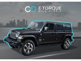 Jeep® Wrangler eTorque Mild-Hybrid 2021