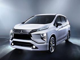 MitsubishiXPANDER debuta en el GIIAS 2017