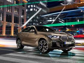 Nuevo BMW X6, un líder con hombros anchos