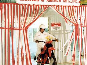 Honda celebra 40 años de producción en América
