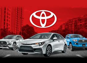 Toyota de México reajusta su objetivo anual