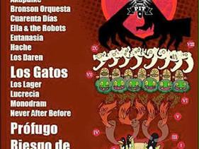 Veladas de buena música en The Pit Cuernavaca