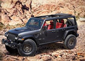 Jeep®presenta el nuevo Wrangler Rubicon 392 Concept