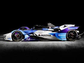 BMW i Andretti Motorsport presenta el BMW iFE.20 y sus dos pilotos