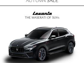 Maserati, Levante, un súper auto para súper mujeres
