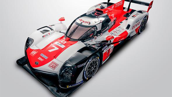 TOYOTA GAZOO Racing presenta su nuevo Híper Auto Híbrido GR010