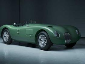 Jaguar C-Type se une a continuidad clásica
