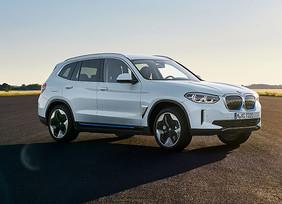 El primer BMW iX3 totalmente eléctrico