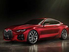 BMW Concept 4, la esencia estética de un coupé moderno