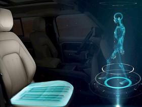 Jaguar Land Rover desarrolla novedoso asiento saludable
