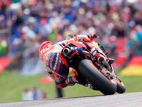 Márquez reina sin rival en MotoGP; podio para Honda en el WTCR de Portugal