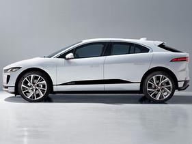 Jaguar I-Pace gana el Premio del Volante de Oro para el mejor SUV