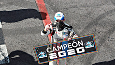 Andrés Pérez de Lara  se proclama campeón de la NASCAR Trucks