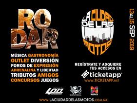 La Ciudad de las Motos, evento de mayor concentración biker en CDMX
