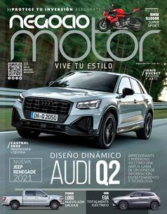 Revista Negocio Motor Abril 2021