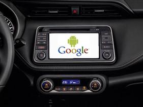 Por fin llega Google Android a los autos