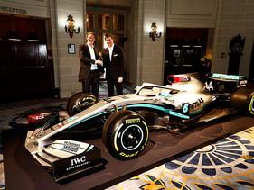 Mercedes-AMG Petronas de Fórmula 1 anuncia asociación con INEOS