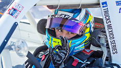 Rodrigo de Colombres Jr., a enfrentar la final de NASCAR Trucks