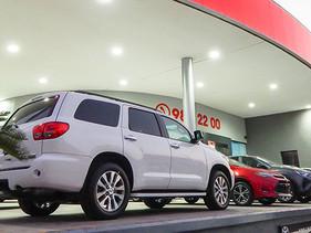 Toyota agradece la confianza de sus clientes