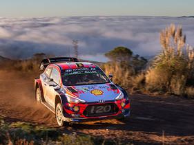 Hyundai se prepara para el Rally de Chile