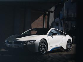 "BMW i8 recibe premio ""International Engine of the Year""."