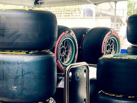 Arranca la Fórmula 1, pruebas de neumáticos
