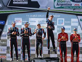 Thierry Neuville consigue triunfo en el Rally de Argentina
