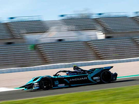 Jaguar Racing listo para el reto de la Fórmula E