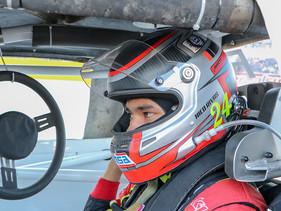 Nico Rivas tuvo que ceder su lugar de partida concluyendo en Top 5