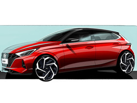 Hyundai Motor Group presenta el diseño del nuevo vehículo i20