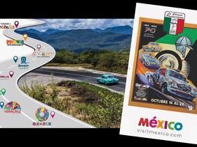 Anuncian banderazo de la Carrera panamericana; cumple 70 años