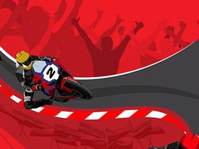 """""""Honda Hangout""""durante el Superbike mundial en Laguna Seca"""