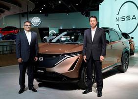 Nissan presenta Ariya, un crossover totalmente eléctrico