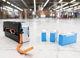 Producción de baterias de BMW 2021