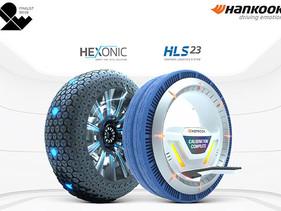 Hankook Tire, nominada como finalista por su innovador concepto de neumáticos