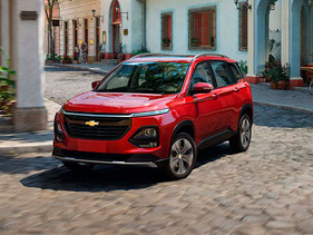 Chevrolet Captiva 2022 llega a México con nuevo diseño y versatilidad