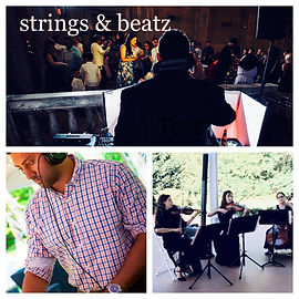 Strings & DJ Package
