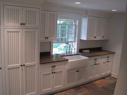 Custom Beadboard Cabinets by Ovation