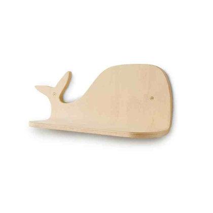 Popi Shelf - Whale