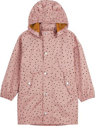 Raincoat - Confetti Rose
