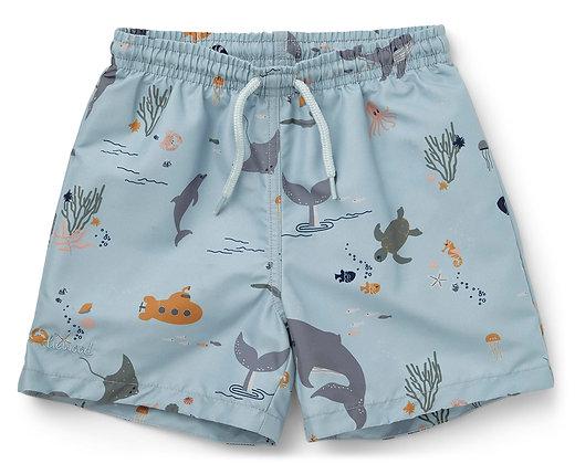 Duke Board Shorts - Sea Creature
