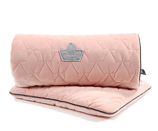 Powder Pink Duvet Set