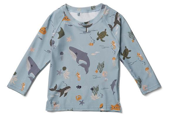 Noah Swim Tee - Sea Creature