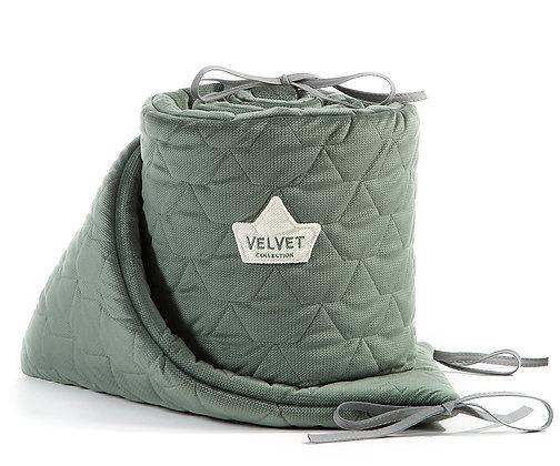 Velvet Khaki Bumper