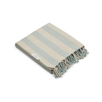 Mona Beach Towel - Sea Blue