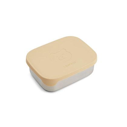 Arthur Lunch Box - Mr Bear Wheat Yellow